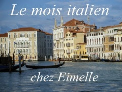 CHALLENGE - Mois Italien