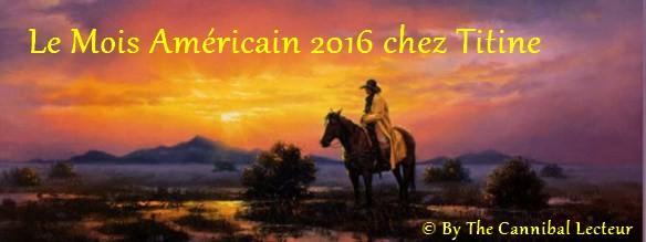 CHALLENGE AMÉRICAIN 2016 - Cow-Boys coucher soleil