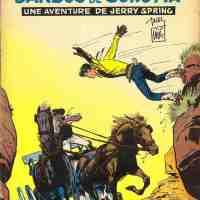 Jerry Spring- Tome 08 - Les 3 barbus de Sonoyta : Jijé